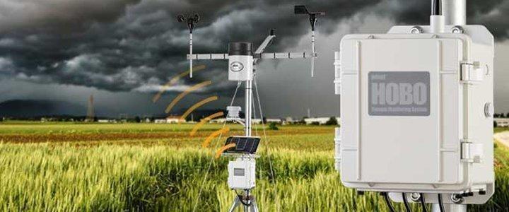 Estação Agrometeorológica com Telemetria de Dados