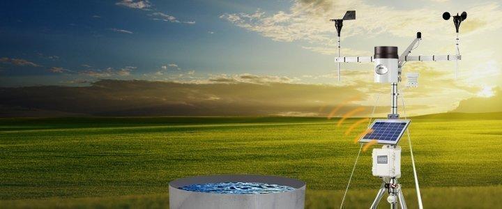 Estações para Cálculo de Evapotranspiração com Telemetria de Dados