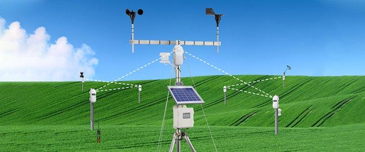 Estação Agrometeorológicas Com Sensores Sem Fio e Telemetria de Dados
