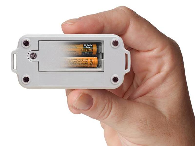 Data Logger de Temperatura Bluetooth Para Freezer Com Garrafa Glicol INTEMP CX402-VFCxxx