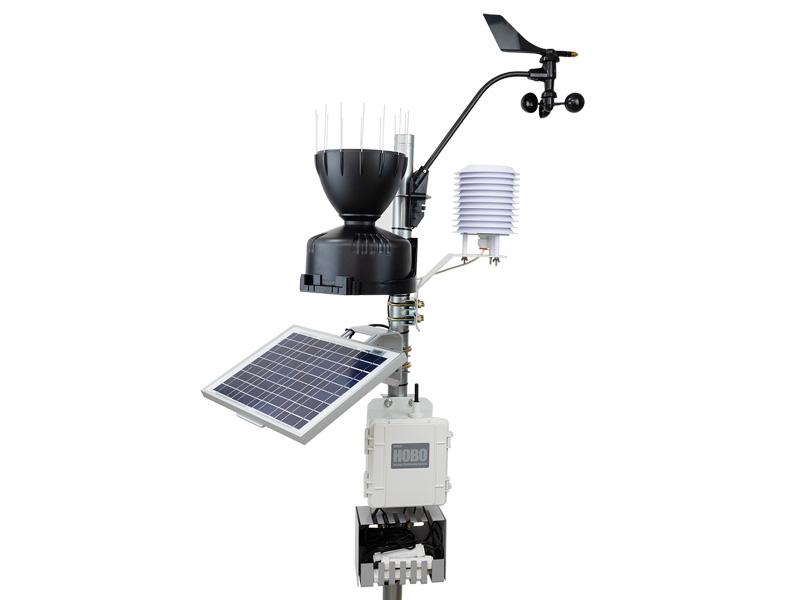Estação Agrometeorológica Básica Onset com Telemetria de Dados EAB-RX-300