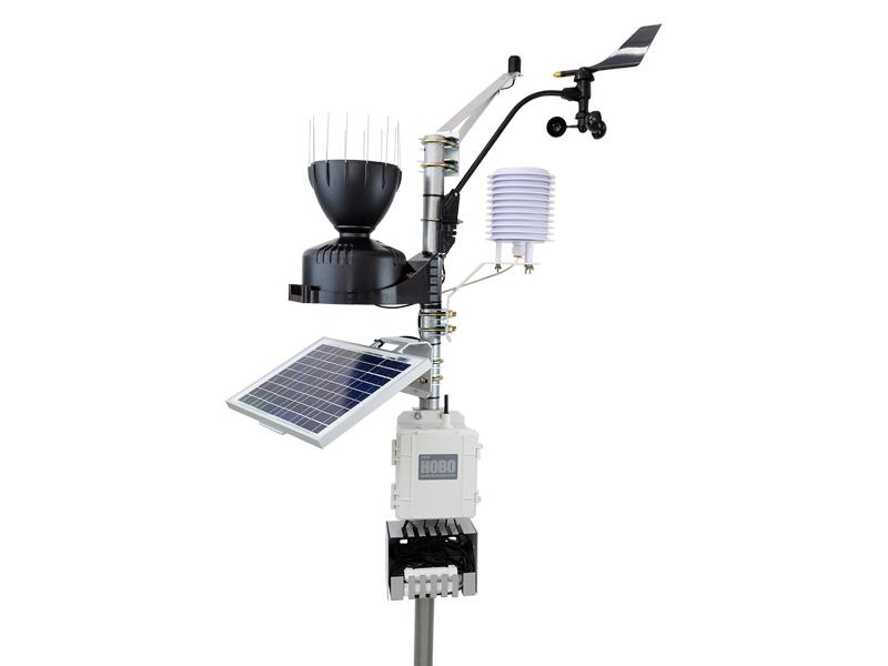 Estação Agrometeorológica Intermediária Onset com Telemetria de Dados EAI-RX-500