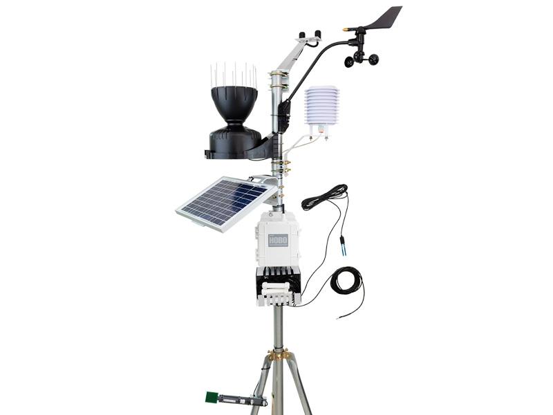 Estação Meteorológica Completa Onsetcom Telemetria de Dados EMC-RX-900