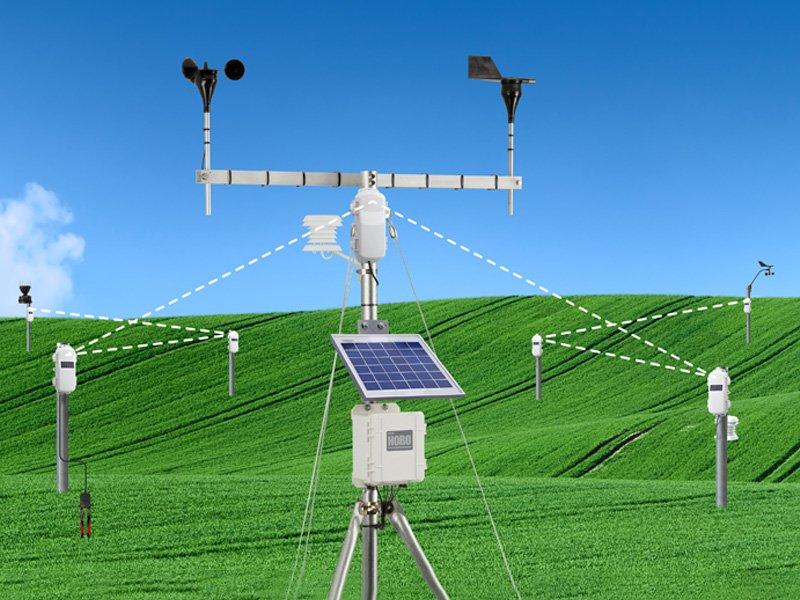 Estação Meteorológica Com Sensores Sem Fio EMW-RX