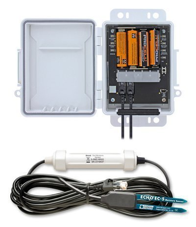 Data Logger de Umidade do Solo H21-USB + S-SMC-M005