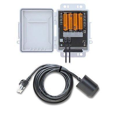 Data Logger com Sensor de Radiação Solar Par
