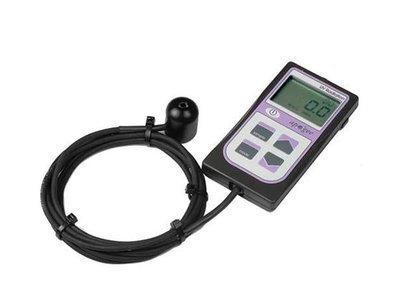 Sensor separado de UV com medidor de mão