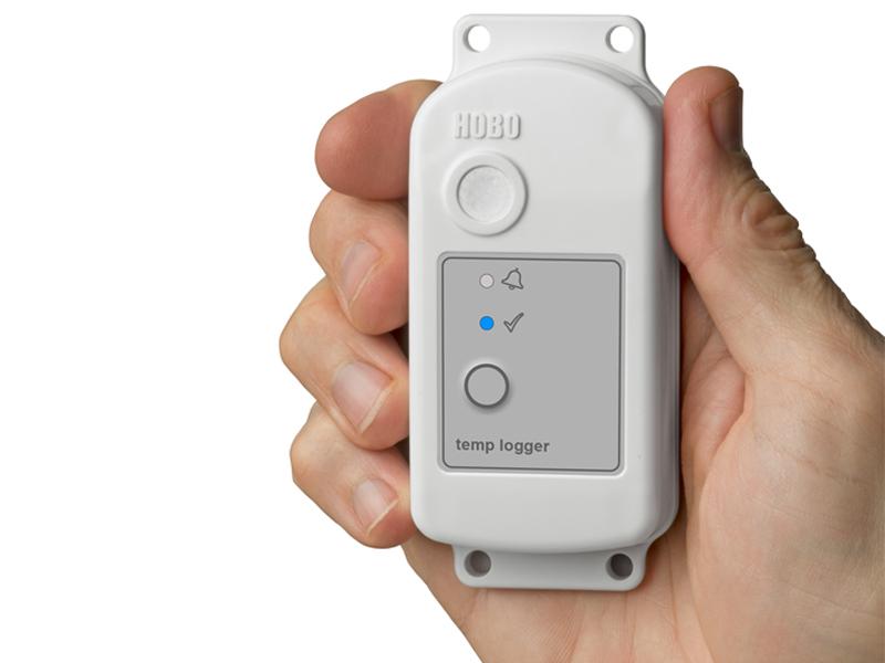Data Logger de Temperatura Bluetooth Com 2 Sondas Externas MX2303
