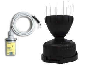 Pluviômetro Automático com Registrador de Dados RG5-M