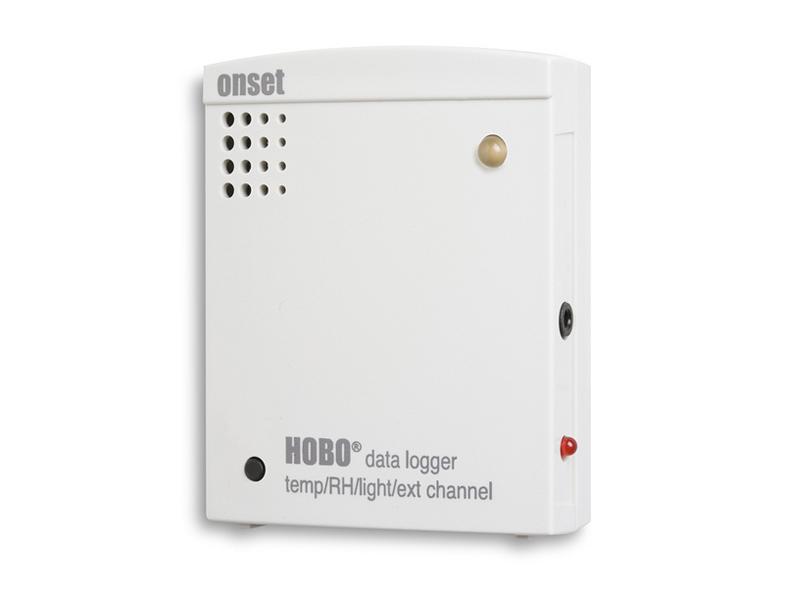 Data Logger Temperatura/Umidade/Luminosidade/Canal Externo Hobo U12-012