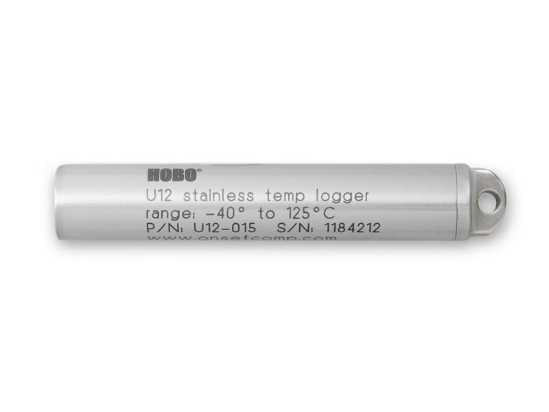 Data Logger de Temperatura Para Forno, Autoclave e Pasteurização U12-015