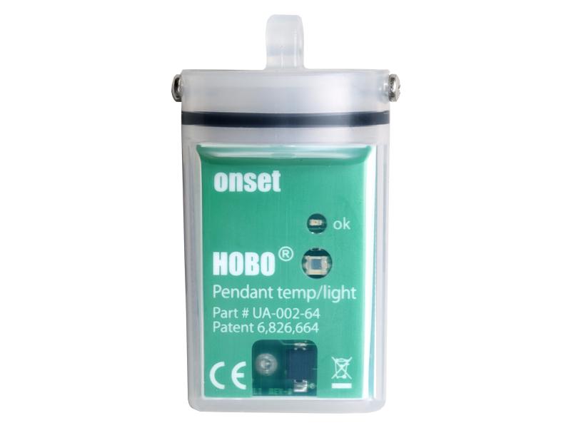 Data Logger Temperatura/Luminosidade 8K Hobo Pendant UA-002-08