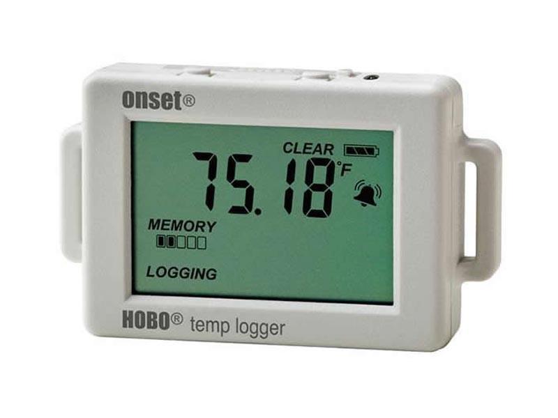 Data Logger de Temperatura Com Display LCD UX100-001