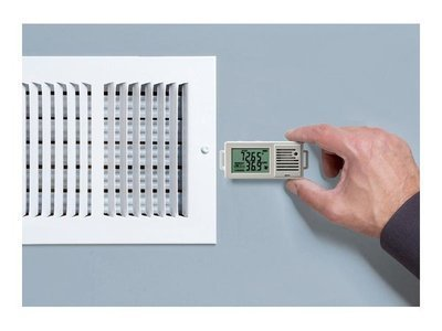 Termohigrômetro Digital com Data Logger UX100-003