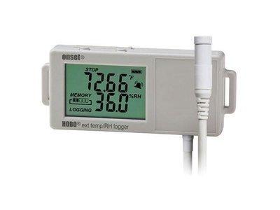 Termo-Higrômetro Digital com Data Logger e SondaUX100-023