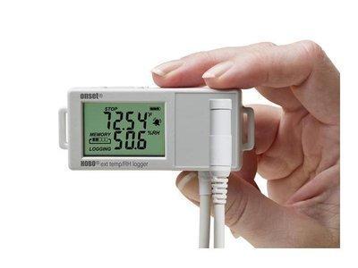 Termohigrômetro Digital com Data Logger e SondaUX100-023