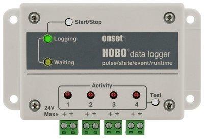HOBO Data Logger 4 Canais de Pulso - UX120-017M