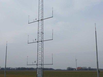 Anemômetro de 3 eixos WindMaster Pro